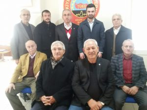 İYİ Parti Adapazarından Emekliler Derneği ziyareti